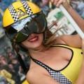 Auffällige Helmdesigns sorgen vor allem in der Formel 1 für Aufsehen.